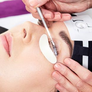 LVL lash lift training course
