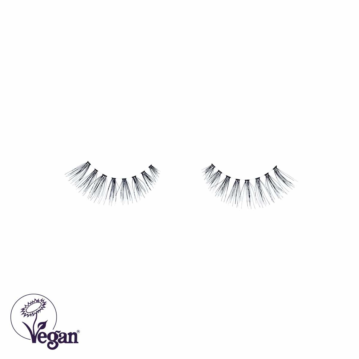 Strip Lashes Natural / Style 3