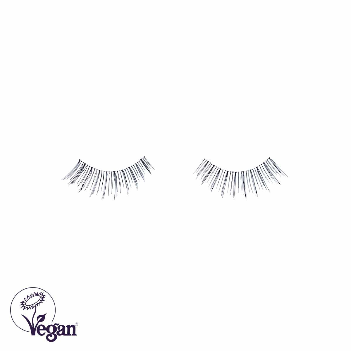 Strip Lashes Natural / Style 4