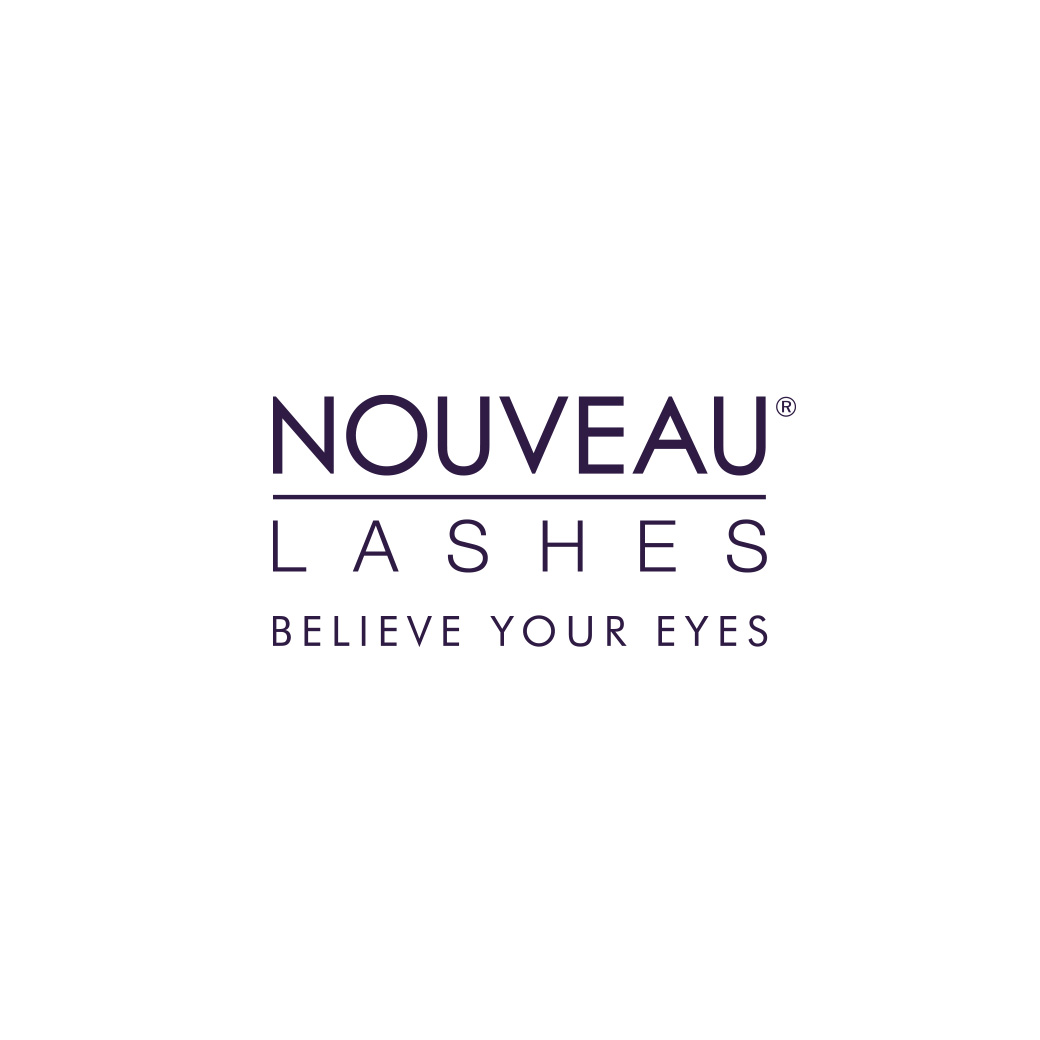 Nouveau Lashes Strip Lash Glamour / Style 2 Eye Look