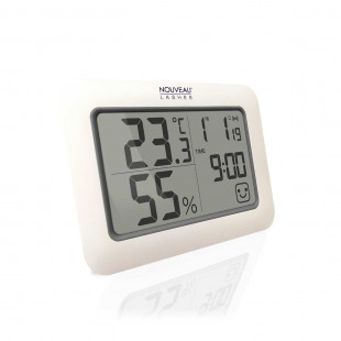 Thermo Hygrometer with Timer Image