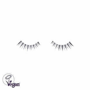 Strip Lashes Natural / Style 1 Image