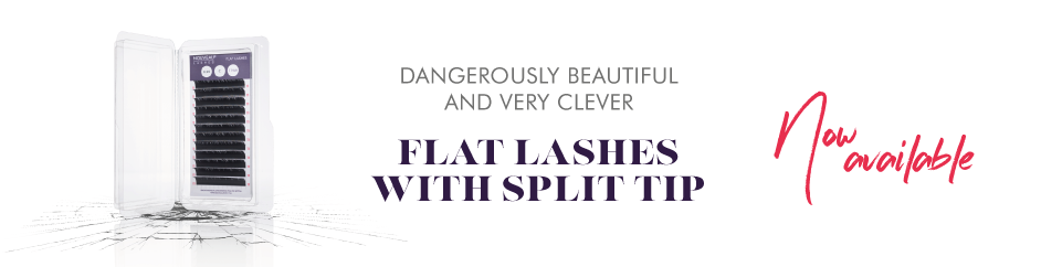 Flat Lashes now available
